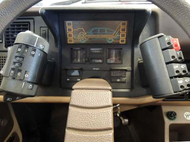 Citroen GSA Dash (102k image)